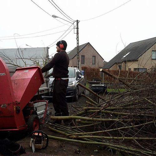 Entretien d'espaces verts Hainaut